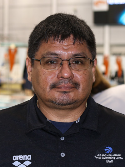 Leo Flores, Assistant Director of Facilities and Technology